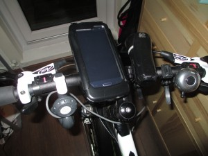 S3 bicycle mount
