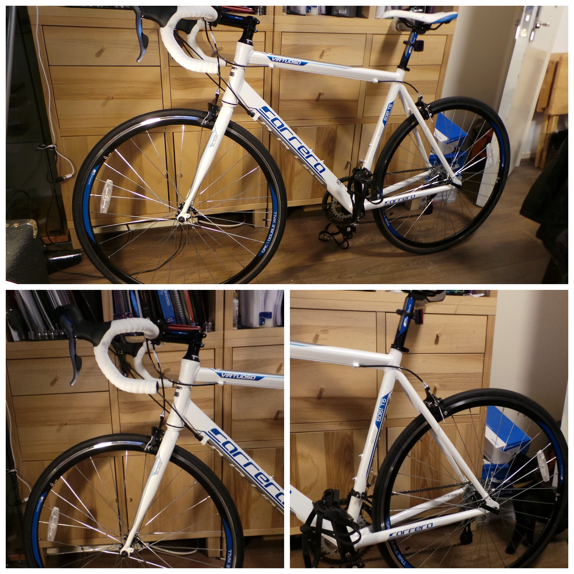 Review Carrera Virtuoso From Halfords Initial Look Stylish