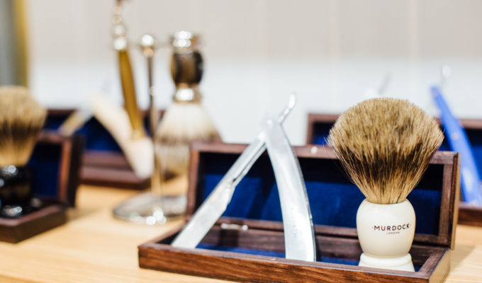 male grooming must haves