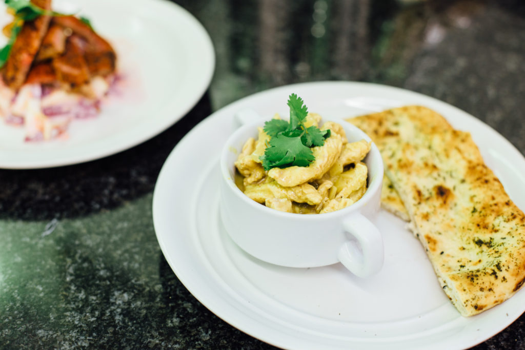 CURRY RECIPE WITH PICCALILLI
