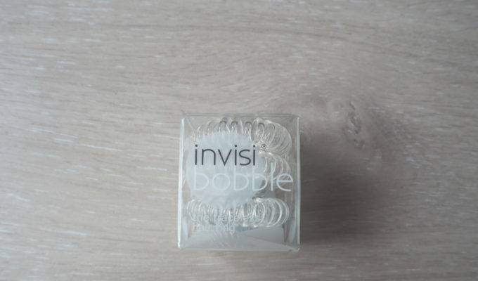 Crystal clear invisibobble