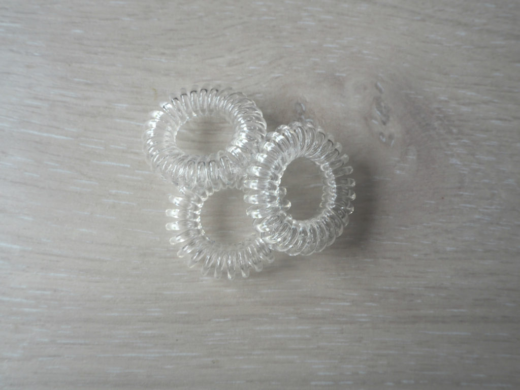 Crystal clear invisibobbles
