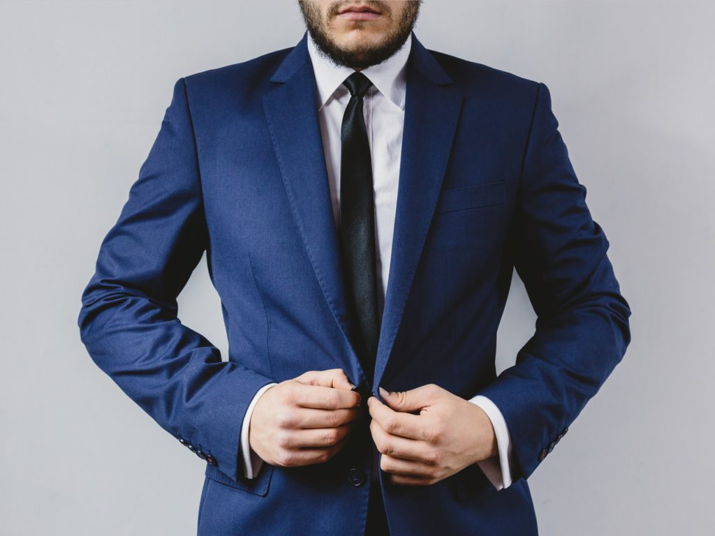 blue suits are trending in 2016