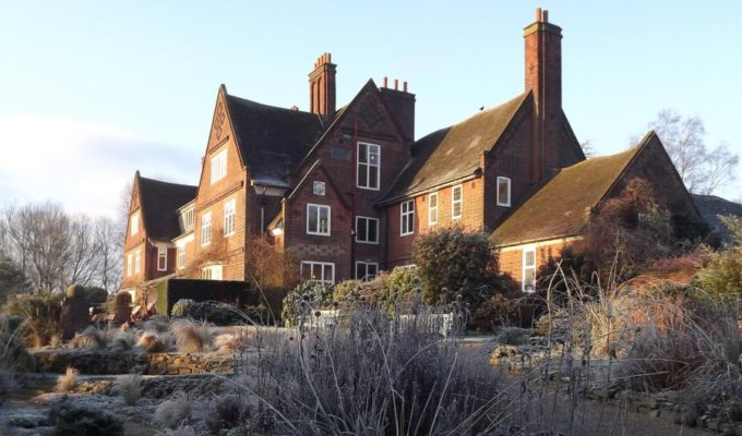 Winterbourne House and Garden