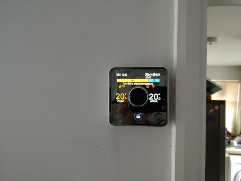 Hive Smart Heating and Hot Water