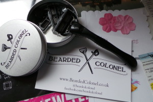 Review: Bearded Colonel – Razor Blade Subscription