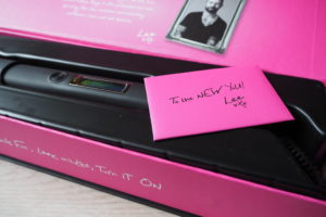 Review: Lee Stafford Hair Straightener with #giveaway