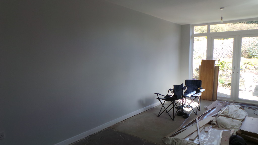 Review Dulux Polished Pebble Paint Stylish London Living